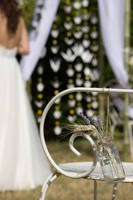 clemica arche mariage